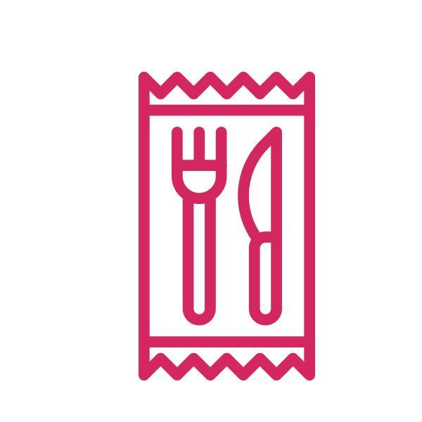 Opakowania jednorazowe dla gastronomii
