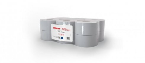 PAPIER TOALETOWY CLIVER STANDARD 130/1