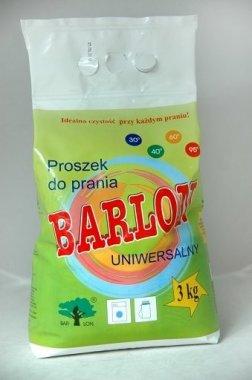 BARLON PROSZEK DO PRANIA / BIEL 5KG