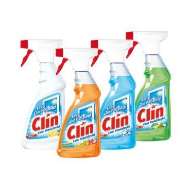 CLIN GLASS CLEANING PŁYN DO SZYB 500ML