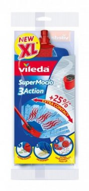 WKŁAD DO MOPA SUPERMOCIO 3 ACTION VELOUR