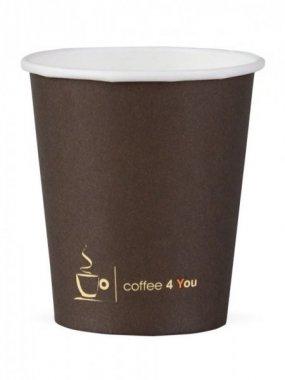 KUBEK PAPIEROWY COFFEE 4 YOU