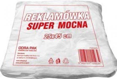PERFECTO REKLAMÓWKA SUPER MOCNA, 25X45, 15 ΜM, A'120 (759003)