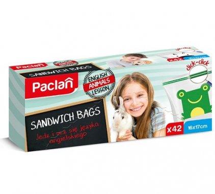 SANDWICH BAGS 42 SZT